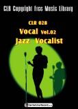著作権フリー音楽集 clr028 ジャズ・女性ボーカル