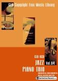 著作権フリー音楽集 clr029 JAZZピアノトリオ