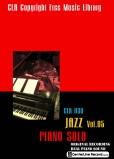 著作権フリー音楽集 clr030 ジャズ・ピアノソロ