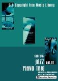 著作権フリー音楽集 CLR015 ジャズ・ピアノトリオ