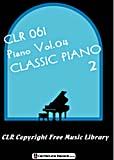 著作権フリークラシック音楽集clr061 classic piano