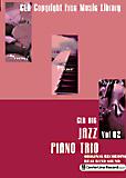 著作権フリー音楽集 CLR016 jazz piano trio