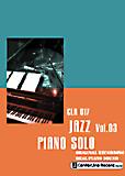 著作権フリー音楽集 CLR017 ジャズpiano solo